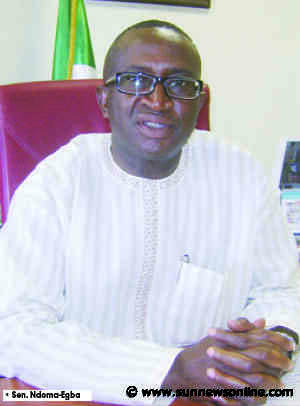 1999 Constitution is of dubious ancestry – Senator Ndoma-Egba