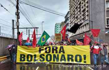 Manifestantes retornam às ruas do Rio Grande do Sul pelo impeachment de Bolsonaro - Extra Classe