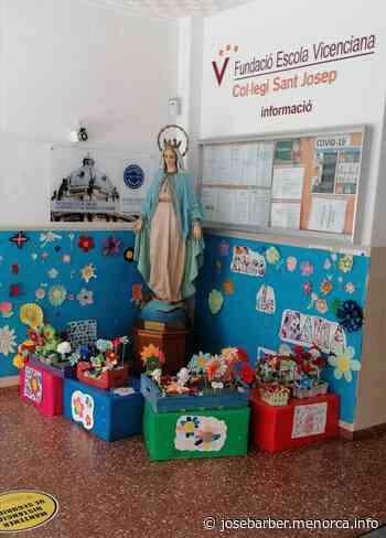 Entre mis recuerdos de infancia del Cos de Gracia, el Colegio San José de Mahón. - Menorca - Es diari