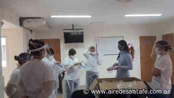 Desde el Colegio de Enfermeros aseguran que la profesión no está bien remunerada - Aire de Santa Fe