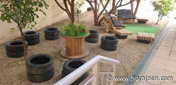 El colegio María Zambrano contará con un Aula Verde - HoraJaén