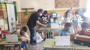 """El colegio Nuestra Señora de la Paz distinguido por el Gobierno regional """"por su apuesta en las nuevas tecnologías"""" - Lanza Digital - Lanza Digital"""