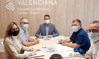 Villalonga mejorará el colegio y el instituto con tres millones del plan Edificant - Saforguia.com