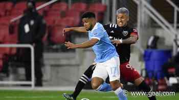 Tajouri-Shradi scores as New York City FC bow to Kizza-less New England Revolution