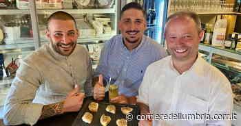 Porchettella, tre imprenditori di Gubbio inventano un nuovo prodotto alimentare che deriva dalla porchetta - Corriere dell'Umbria