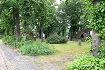 Hek rond park Hagelbergkapel plots verdwenen - Gazet van Antwerpen