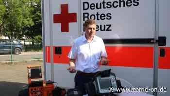 Einsatzfähigkeit gesichert: Neues EKG-Gerät für die Balver Rotkreuzler - come-on.de