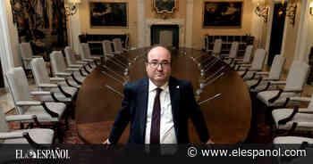 """Miquel Iceta: """"A la mesa con Cataluña yo llevaría la reforma constitucional para una España federal"""" - El Español"""