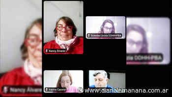 Nancy Alvarez participó de la Mesa de Abordaje Integral - Diario La Mañana - Diario La Mañana