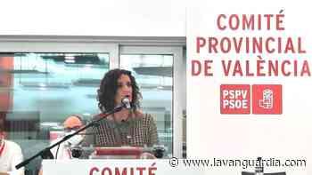 Mercedes Caballero optará a la reelección como secretaria provincial del PSPV-PSOE - La Vanguardia