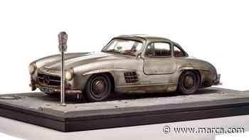 Si eres fan del Mercedes-Benz 300 SL alas de gaviota... atento a estas 'golosinas' - MARCA.com