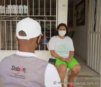 Prográmese: Sisbén IV ha encuestado a 13.135 hogares en Cartagena - El Universal - Colombia