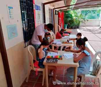 Fundación Enséñanos a Creer trabaja por los niños y jóvenes de Cartagena - El Universal - Colombia