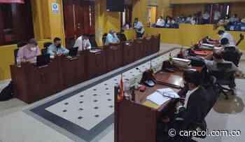 Concejo convocó mesas de trabajo con la Alcaldía para agilizar proyectos - Caracol Radio