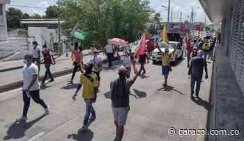 Este viernes universitarios realizarán movilización en Cartagena - Caracol Radio
