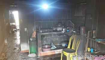 Murió mujer tras incendio de una vivienda en el sur de Cartagena - Caracol Radio