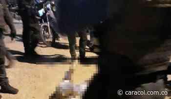 Sicarios asesinaron a dos hombres en Cartagena - Caracol Radio