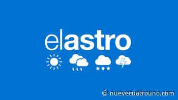 El astro El tiempo para este jueves, 17 de junio, en La Rioja La Agencia Estatal - NueveCuatroUno