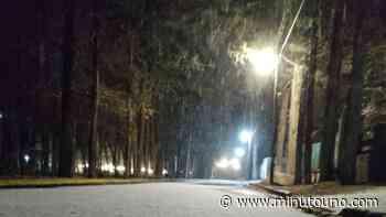 Los videos de las nevadas en San Juan, San Luis, La Rioja y Córdoba - Minutouno.com