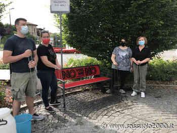 A Vignola la Giunta ripulisce la panchina rossa pensando a Saman - sassuolo2000.it - SASSUOLO NOTIZIE - SASSUOLO 2000