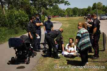 Woman, children rescued from Newmarket's Holland River - NewmarketToday.ca