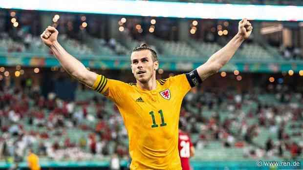 EM 2021: Gareth Bale trumpft überraschend für Wales auf - RAN