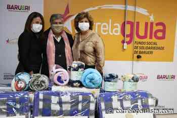 Campanha do Agasalho de Barueri inicia distribuições - Correio Paulista