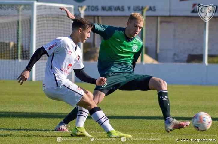 Sarmiento venció a la Reserva de Newell's - TyC Sports