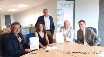 Hasparren : un nouveau partenariat pour accompagner les porteurs de projets au Pays basque - Sud Ouest
