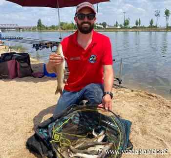 Stefano da Piedade em 5º lugar no Campeonato de Pesca à Bóia - Voz Da Planicie