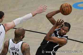 Bucks edge Nets in OT in Game 7, withstand Durant's 48 - NewmarketToday.ca