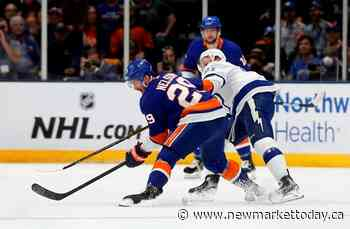 Martin, Pulock help Isles top Lightning 3-2 to tie series - NewmarketToday.ca