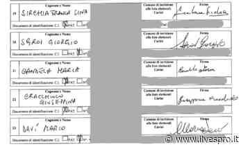 Firme false a Carini, tutti rinviati a giudizio - Il Vespro