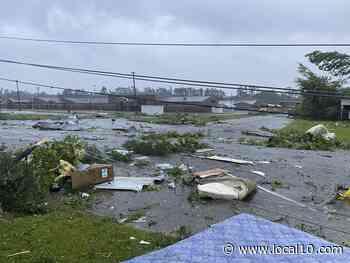 Claudette causa daños serios en Alabama y Florida - WPLG Local 10