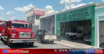 Se registra incendio en procesadora de alimentos de Matamoros - Hoy Tamaulipas
