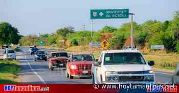 No hay inseguridad en carreteras; dicen comerciantes de Matamoros - Hoy Tamaulipas