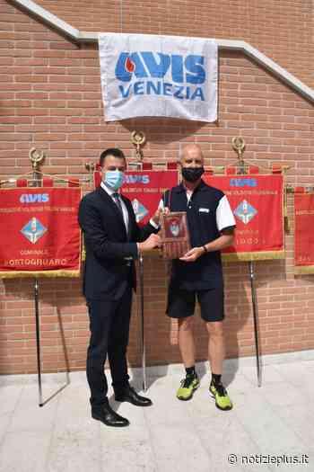 A piedi da Trieste ad Aosta per ricordare l'importanza della donazione di sangue: oggi a Venezia Maurizio Grandi - Notizie Plus