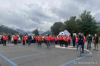 """""""Guida per bene"""": il tour nazionale Anpas arriva ad Aosta - AostaSera"""