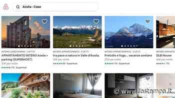 """""""Nessuna guerra agli affitti brevi in Valle d'Aosta ma servono regole per il comparto"""" - La Stampa"""