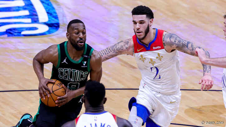 Could Celtics Target Lonzo Ball After Trading Kemba Walker To Thunder?
