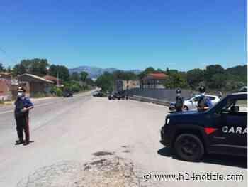 Trasporto di rifiuti senza documenti identificativi: sanzionata una ditta di Formia - h24 notizie