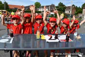 De Bruyne doet kindjes juichen