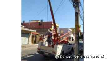 Vereador Glauber vem sendo atendido com as solicitações | Jornal Folha de Barbacena - Folha de Barbacena