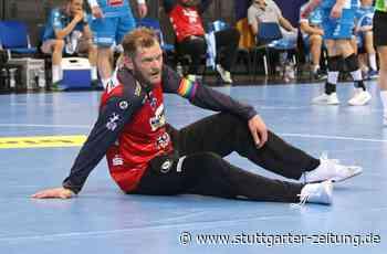 Handball-Bundesliga - TVB Stuttgart muss nach Niederlage gegen den HC Erlangen noch zittern - Stuttgarter Zeitung