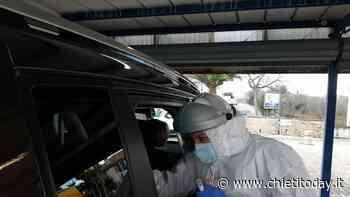 Coronavirus: drive-in per i tamponi chiusi di sabato in provincia di Chieti - Chietitoday