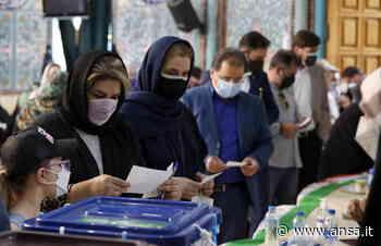 In Iran chiusi i seggi per le elezioni presidenziali - Agenzia ANSA