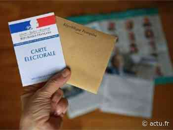 Départementales 2021. Découvrez les résultats du premier tour à Nemours - actu.fr
