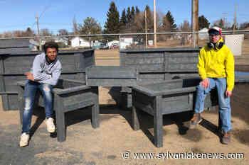 Teens run successful plastic lumber products business in Bashaw - Sylvan Lake News