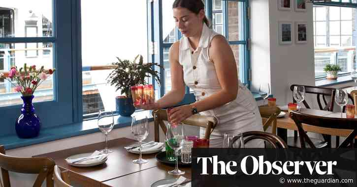 Imad's Syrian Kitchen, London: 'Represents all the good things' – restaurant review