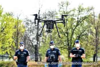 GNR vigia incêndios rurais com 14 drones autorizados pela Proteção de Dados - Diário Digital Castelo Branco